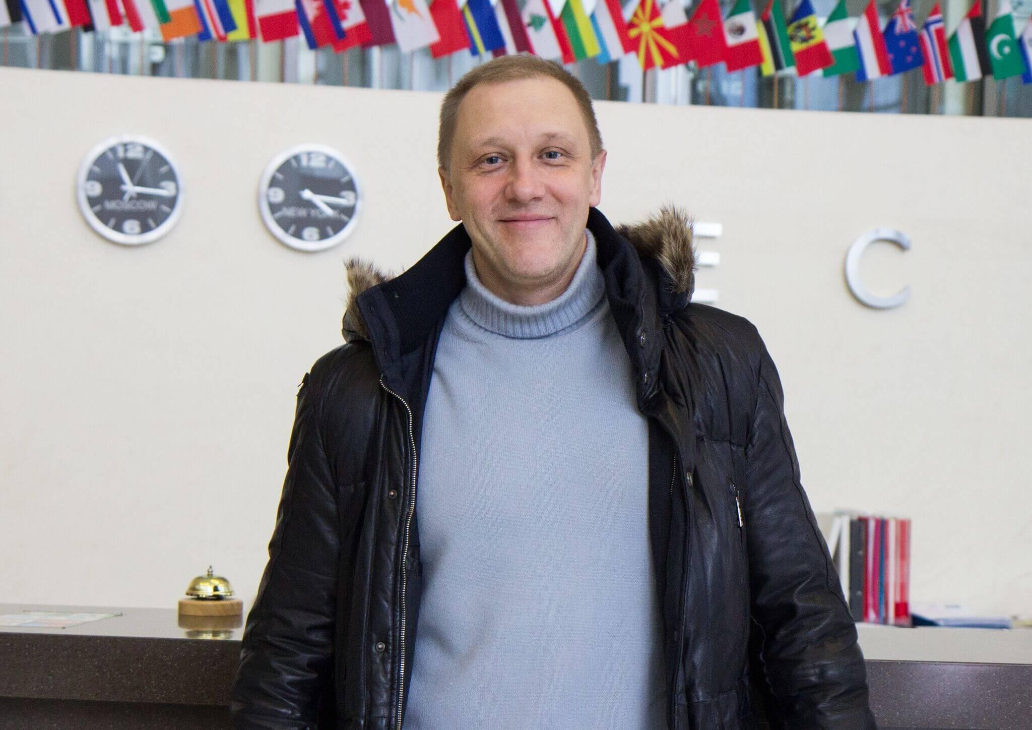 Сергей горобченко его дети фото